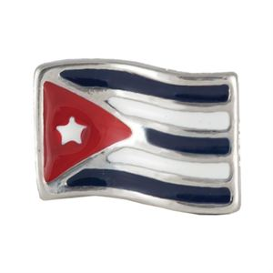 Picture of Cuban Flag Charm